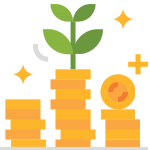 savings icon image