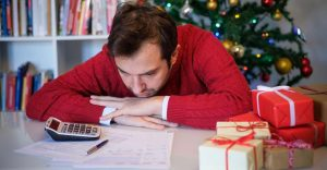 How to get out of holiday debt with few easy habits